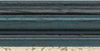 Holz Bilderrahmen M21 08-blau/gold