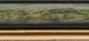 Holz Bilderrahmen M23 09-grün/gold