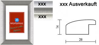 Holz Bilderrahmen M48 Normalglas 7x10